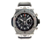 Hublot Big Bang Unico Chronograph 411.NX.1170.RX 45 mm Titanium Rubber Watch