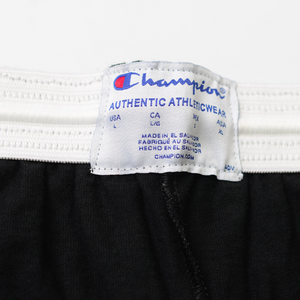 Champion Men's Shorts with Small C Logo Light Weight.