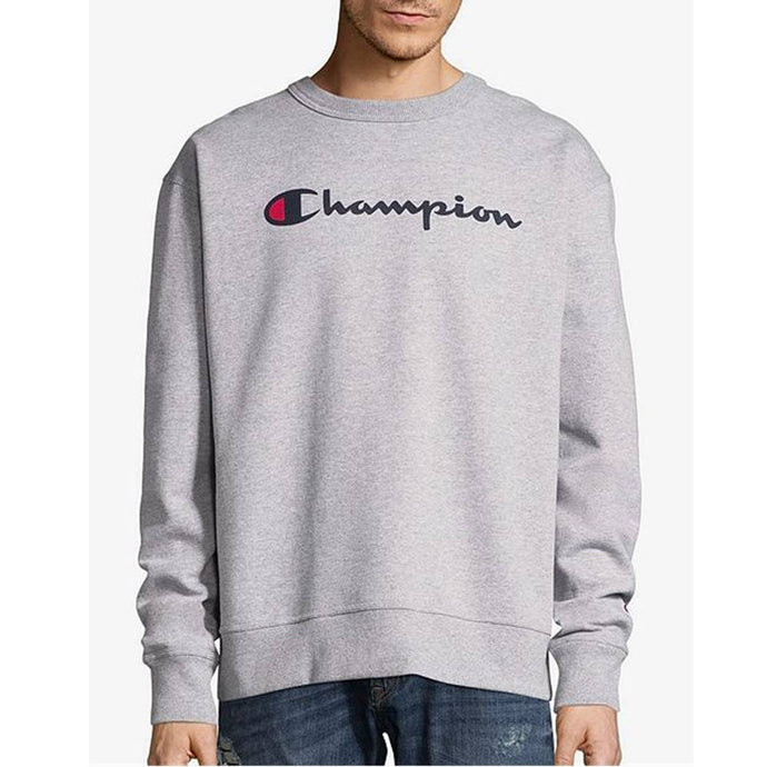 Champion Men's Powerblend Fleece Crewneck