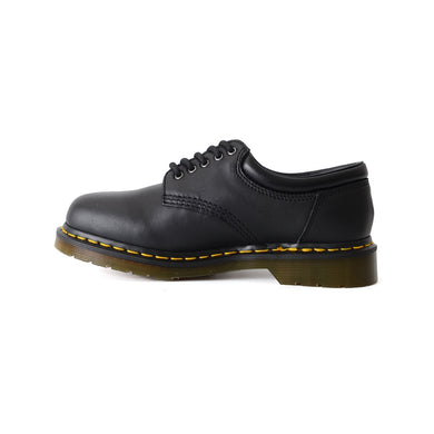 Dr. Martens 8053 5-Eye Shoes Adult Unisex OR Men Smooth Leather Black Nappa 11849001