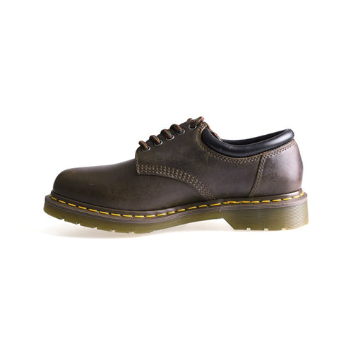 Dr. Martens 8053 5-Eye Shoes Adult Unisex OR Men Smooth Leather GAUCHO CRAZY HORSE 11849201
