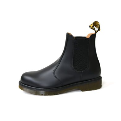 Dr. Martens 2976 Chelsea boot Adult Unisex OR Men Leather Black Smooth 11853001