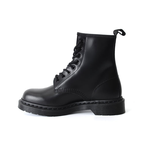 Dr. Martens 1460 8-Eye Boot Adult Unisex OR Men Smooth Leather Black MONO 14353001