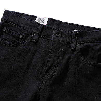 Levi's 511 Men's Original Slim Fit Denim Jeans Black 04511-4406