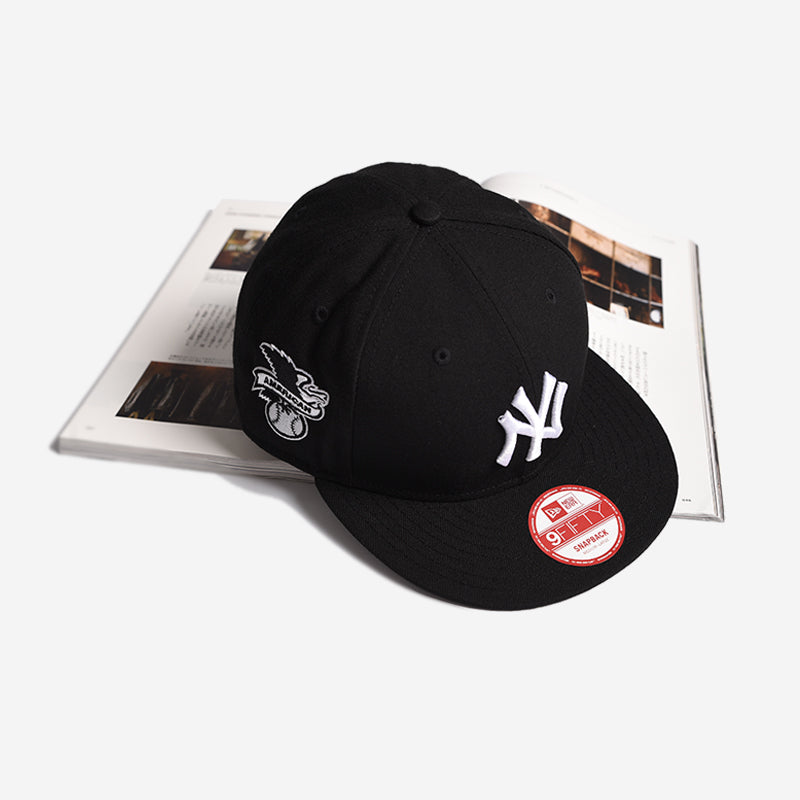MLB COLLECTION New Era NEW YORK YANKEES MLB BAYCIK 9FIFTY SNAPBACK 11085748