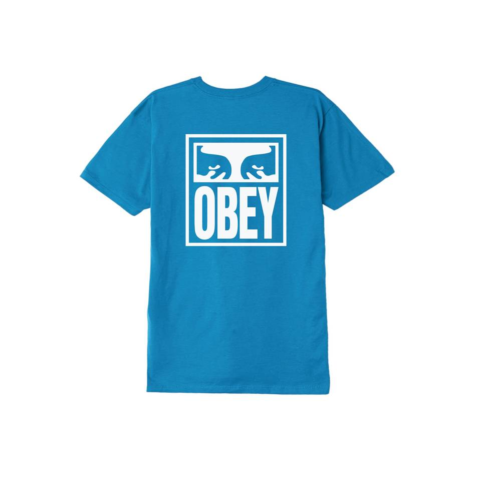 OBEY JUMBLED EYES