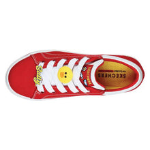 Skechers Women's Line Friends Street Cleat 2 Friends Sneaker Dark Red