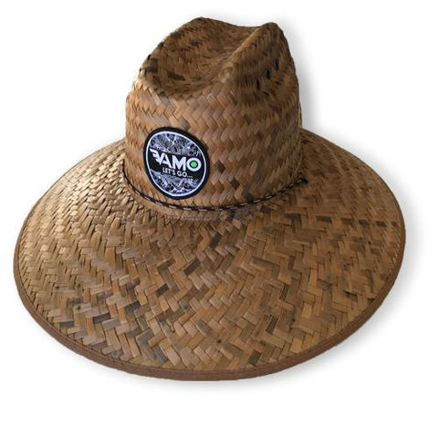 """Let's Go...Paddle!"" Beach Comber hat ""The Hoff"""