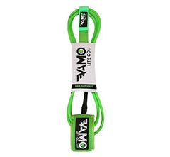 VAMO 8' Straight Surf Leash - QuiverSports.com