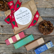 Kit and Sparrow Holiday Soap Stick Sample Pack