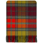 Buchanan Berry Lambswool Blanket