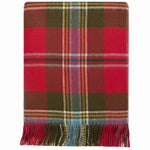 MacLean of Duart Lambswool Blanket