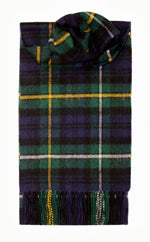 Campbell of Argyll Lambswool Scarf