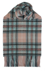 Diana P of Wales Rose Lambswool Scarf