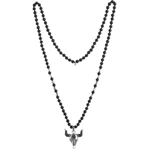 The Bull Skull Necklace