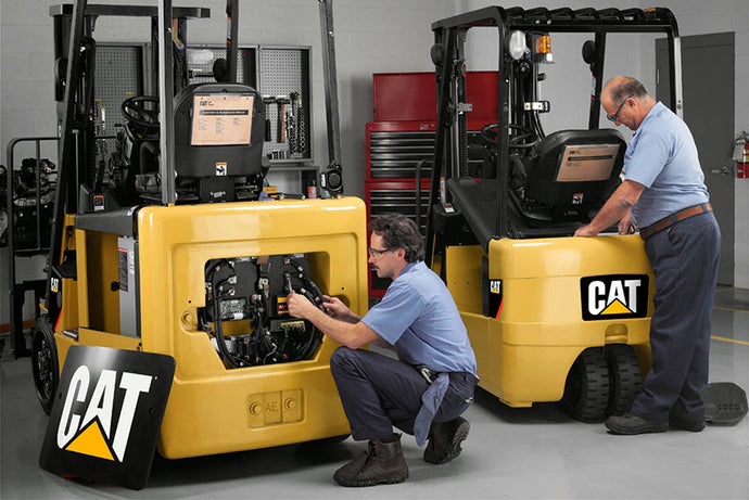 Forklift Maintenance Essentials