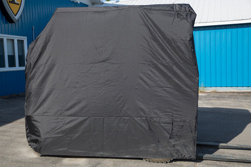 Heavy Duty Forklift Storage Cover