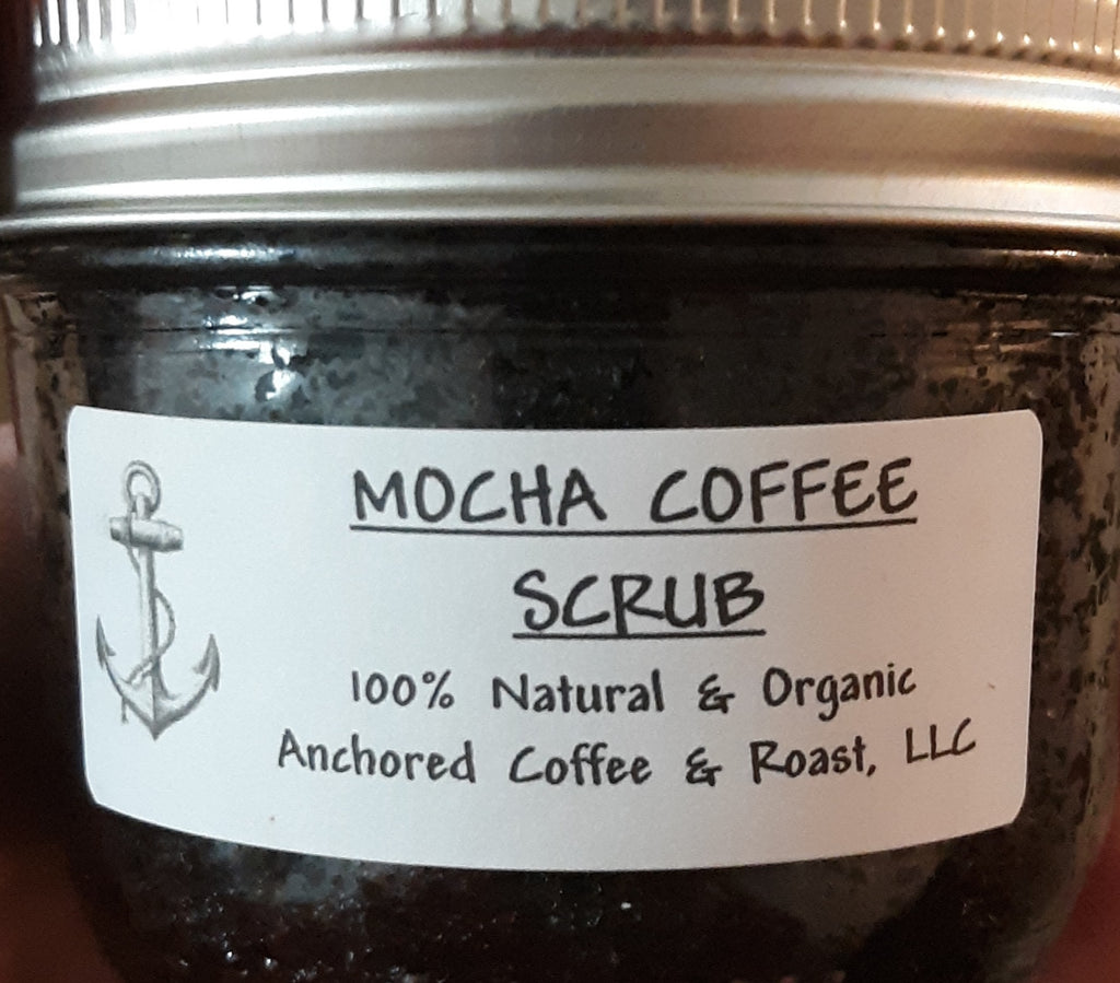 Coffee Body & Face Scrub (08 oz.)