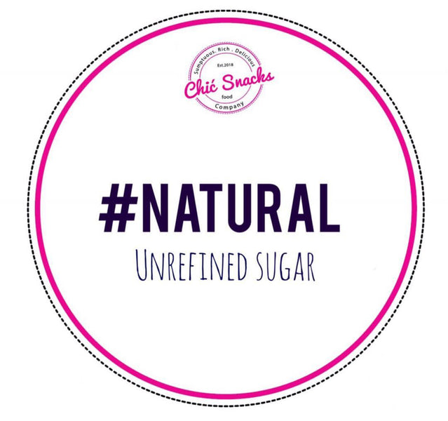 Unrefined Natural Sugar