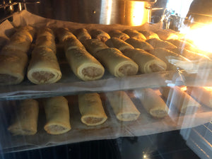 Deliciously Tasty Sausage Rolls