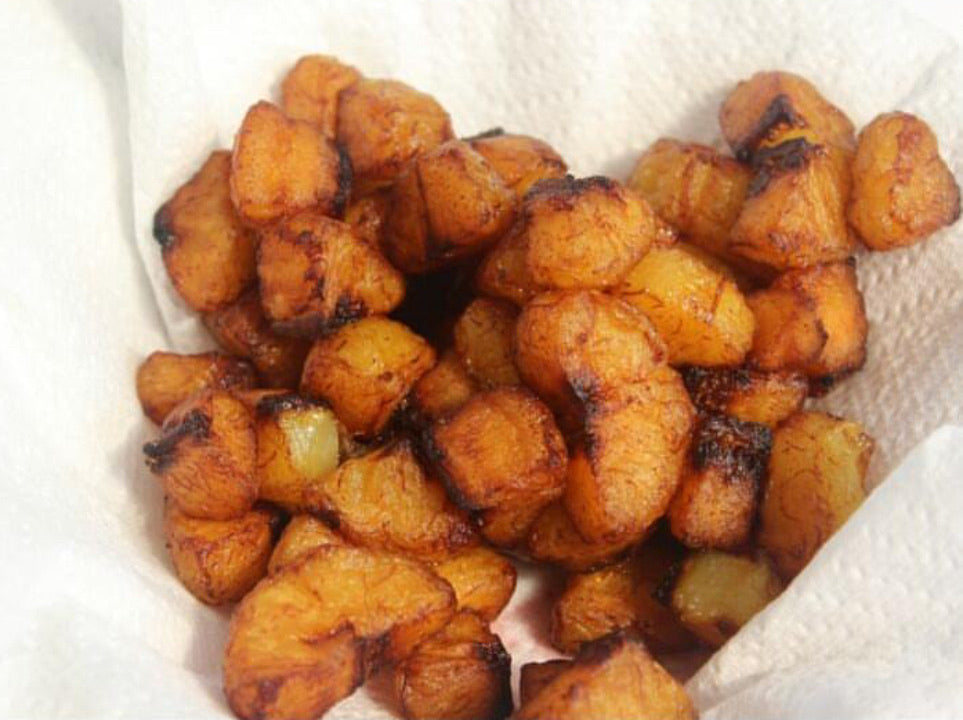 Fried Plantain (Dodo)