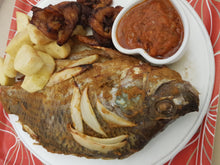Load image into Gallery viewer, Whole Grilled fish