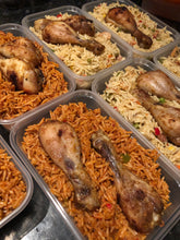 Load image into Gallery viewer, jollof rice meals