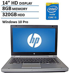 HP Elitebook 8460p Laptop-Core i5 8GB DDR3