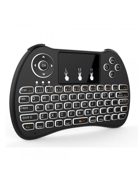 H9 2.4GHz Mini Wireless Keyboard