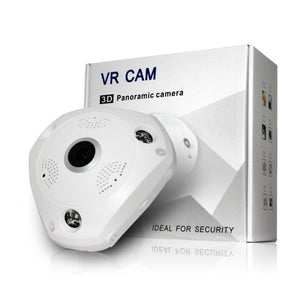VR CAM 3D PANORAMIC CAMERA WIFI
