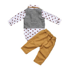 Load image into Gallery viewer, Boys party outfit - (SIZES 6-12M & 12-18M)