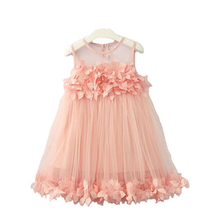 Olivia party dress (2YR-6YR)