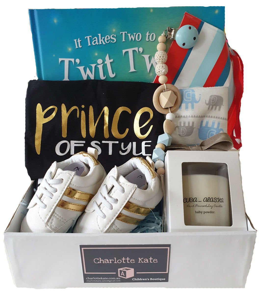 Baby Hamper - Boys 'Prince of Style'