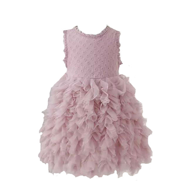 Tammy party dress (3YR-7YR)