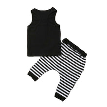 Load image into Gallery viewer, Baby Boy Boss outfit - (SIZES 6-12M & 2)