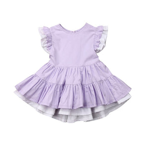 Fleur party dress (12M-5YR)