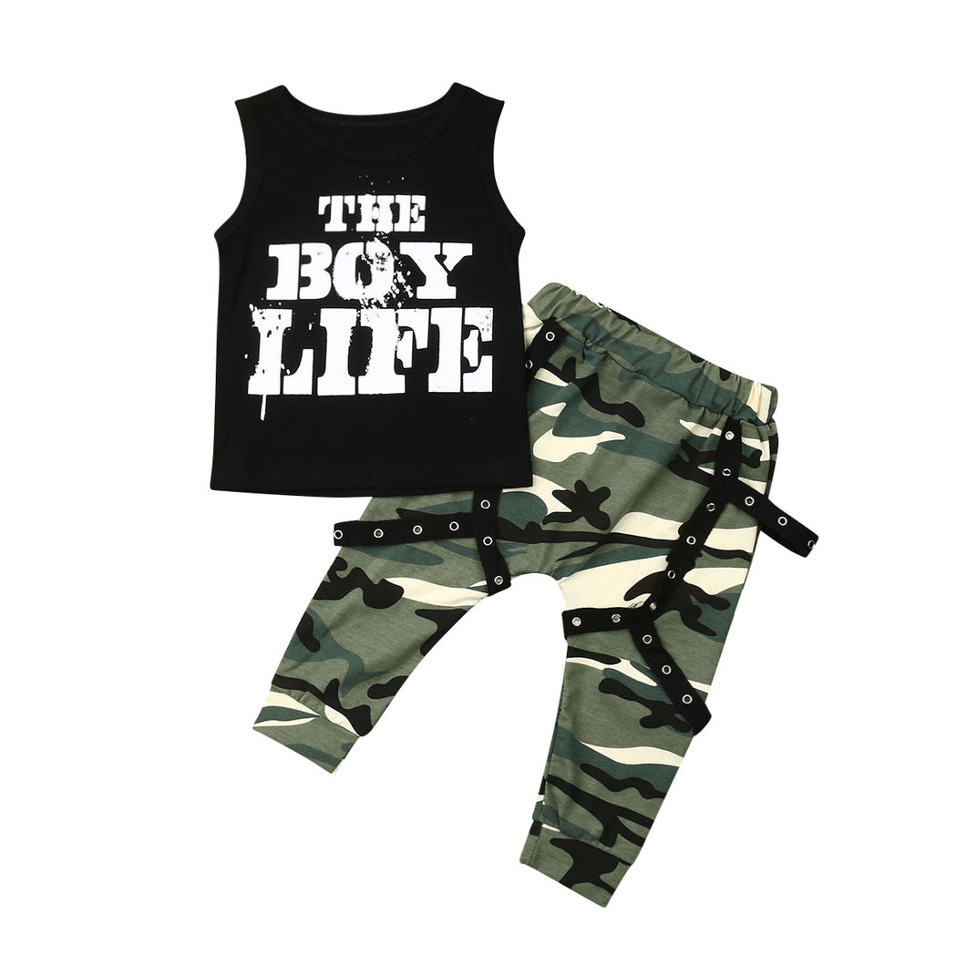 The Boy Life 2pc outfit