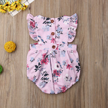 Load image into Gallery viewer, Matilda floral romper