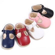 Load image into Gallery viewer, Trixy baby t-bar flats - 5 COLOURS (0-18M)