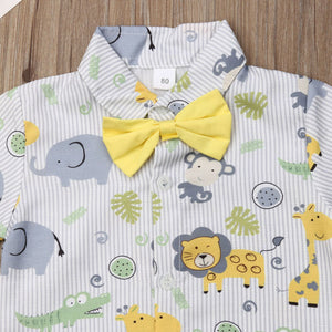 Drake 2pc party outfit (12M - 5YR)