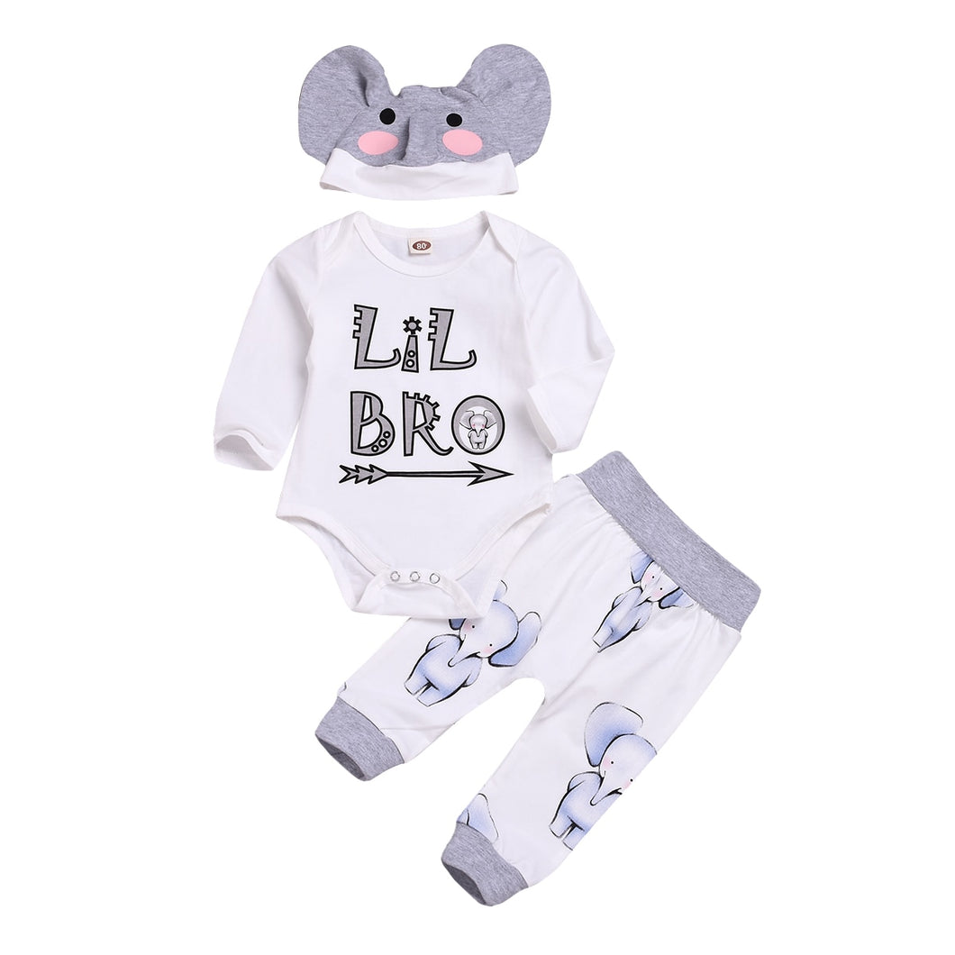 Lil Bro 3pc outfit