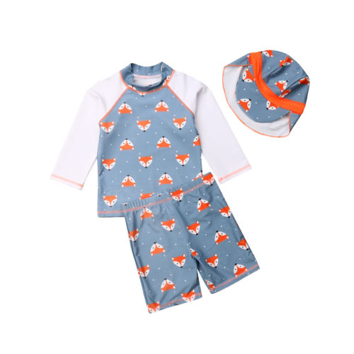 Kelby 3pc rashie set (12M-5YR)