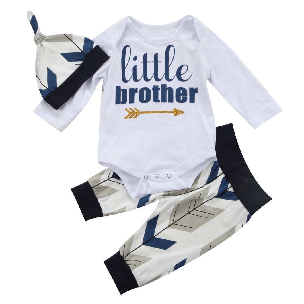 Little Brother 3pc outfit