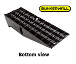 Heavy Duty Car Service Floor Ramps - One Pair (16,000lb. GVW Capacity)