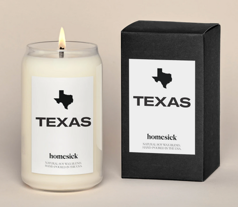 homesick home away from home soy and coconut candle for the holidays