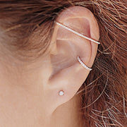 Cuff Bar Earring