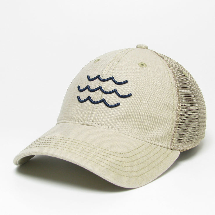 Splash Waves Ball Cap