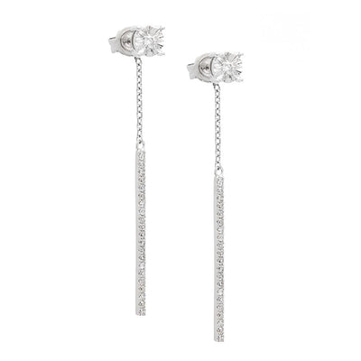 Diamond Stud Bar