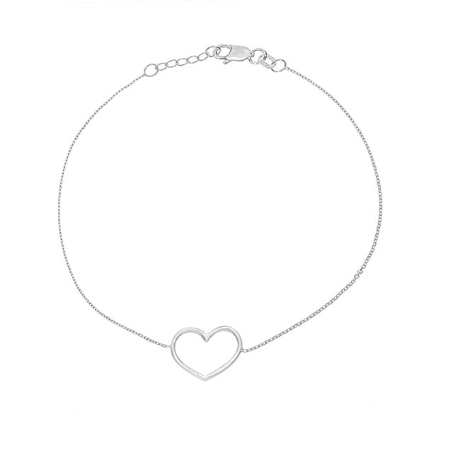 Free Your Heart Bracelet | 14kt Gold
