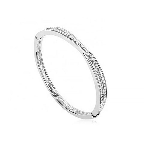 Pave CZ Bangle